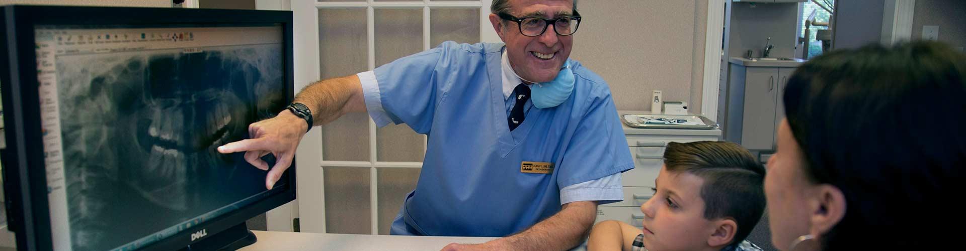 First Visit Exam Simi Orthodontics Norwood MA