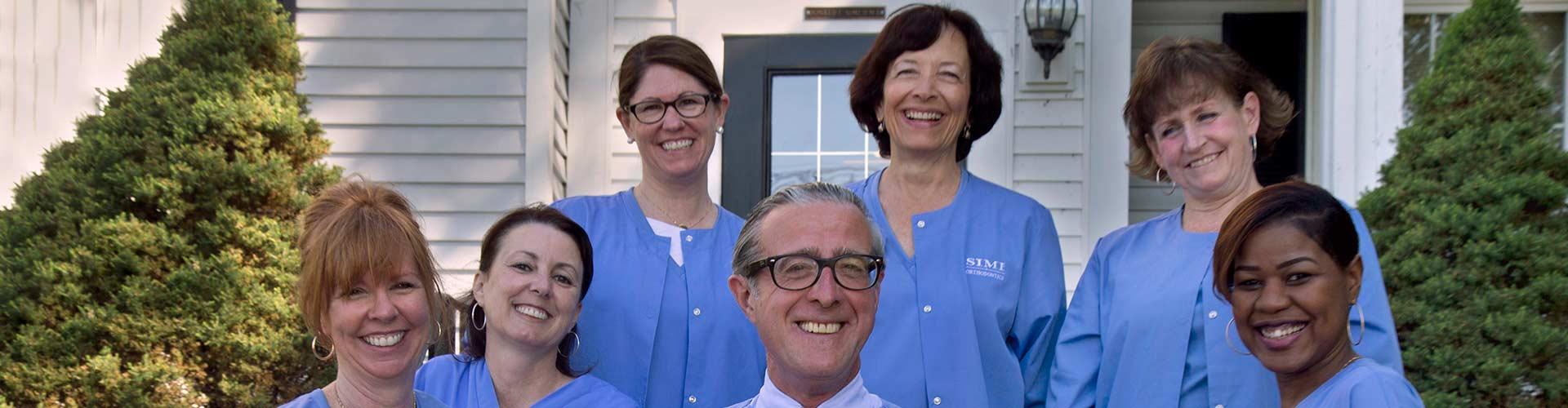 Meet the team Simi Orthodontics Norwood MA